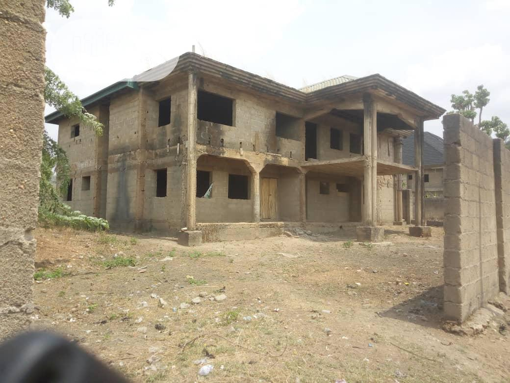 Distress Sale Of 5 Bedroom Duplex Opposite GSS Ogaminana