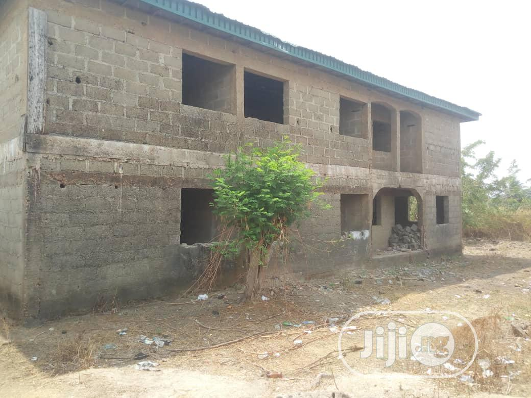 Distress Sale Of 5 Bedroom Duplex Opposite GSS Ogaminana | Houses & Apartments For Sale for sale in Okene, Kogi State, Nigeria