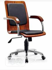 Wooden Swivel Chair | Furniture for sale in Rivers State, Port-Harcourt