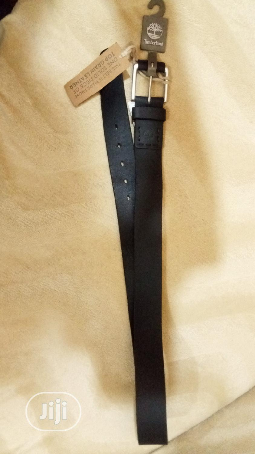 Archive: Belt For Men By Timberland