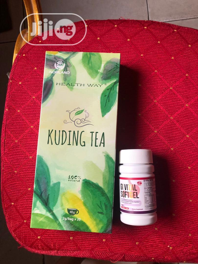 GI Vital Kuding Tea