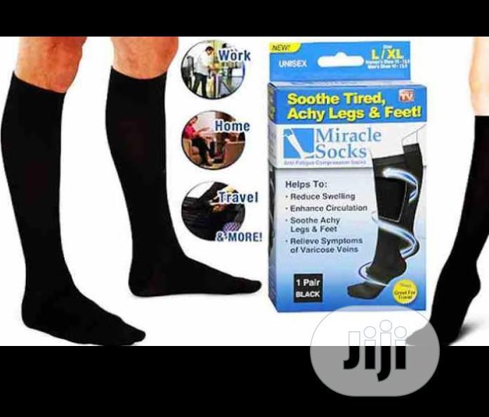 Miraclr Socks