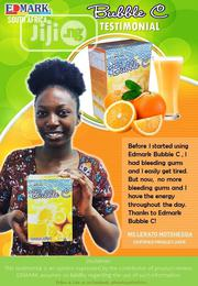 Ed-Mark Bubble C | Vitamins & Supplements for sale in Lagos State, Surulere