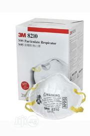 3M 8210 N-95 Nose Mask   Safety Equipment for sale in Lagos State, Ikeja