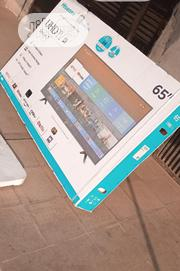 Hisense 4k Smart Television 65 Inch | TV & DVD Equipment for sale in Lagos State, Ajah