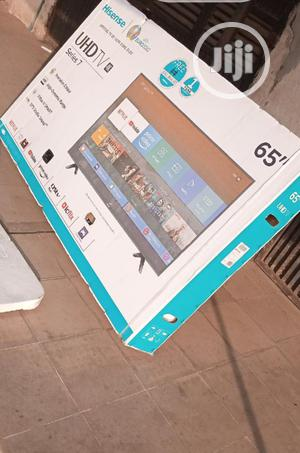 Hisense 4k Smart Television 65 Inch   TV & DVD Equipment for sale in Lagos State, Ajah