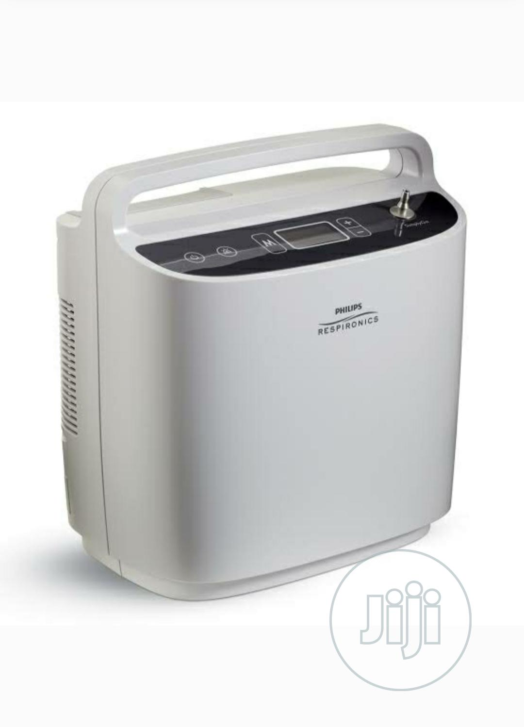 Archive: Phillips Oxygen Concentrator
