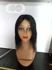 100% Straight Human Hair Wig(12inches) | Hair Beauty for sale in Rivers State, Port-Harcourt