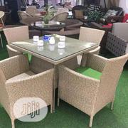 Table And Chairs For Outdoor Relaxation And Restaurants   Furniture for sale in Lagos State, Amuwo-Odofin
