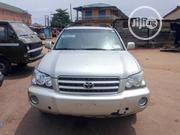 Toyota Highlander 2002 Silver | Cars for sale in Lagos State, Ikotun/Igando