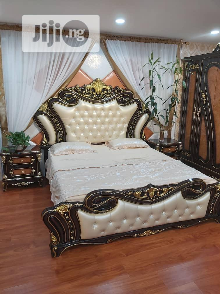 Archive: Standard Quality Set Of King Size Royal Bed