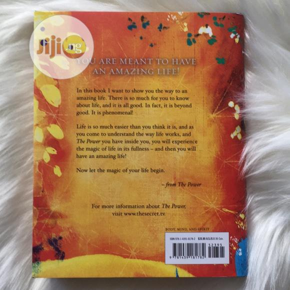 Archive: The POWER By Rhonda Byrne