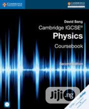 Cambridge English IGCSE Physics Coursebook   Books & Games for sale in Lagos State, Surulere