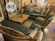 8 Seater Foreign Imported Turkey Chairs With Center Table | Furniture for sale in Lagos State, Surulere
