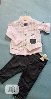 Boy's 3 Picec Set | Children's Clothing for sale in Lagos State, Surulere
