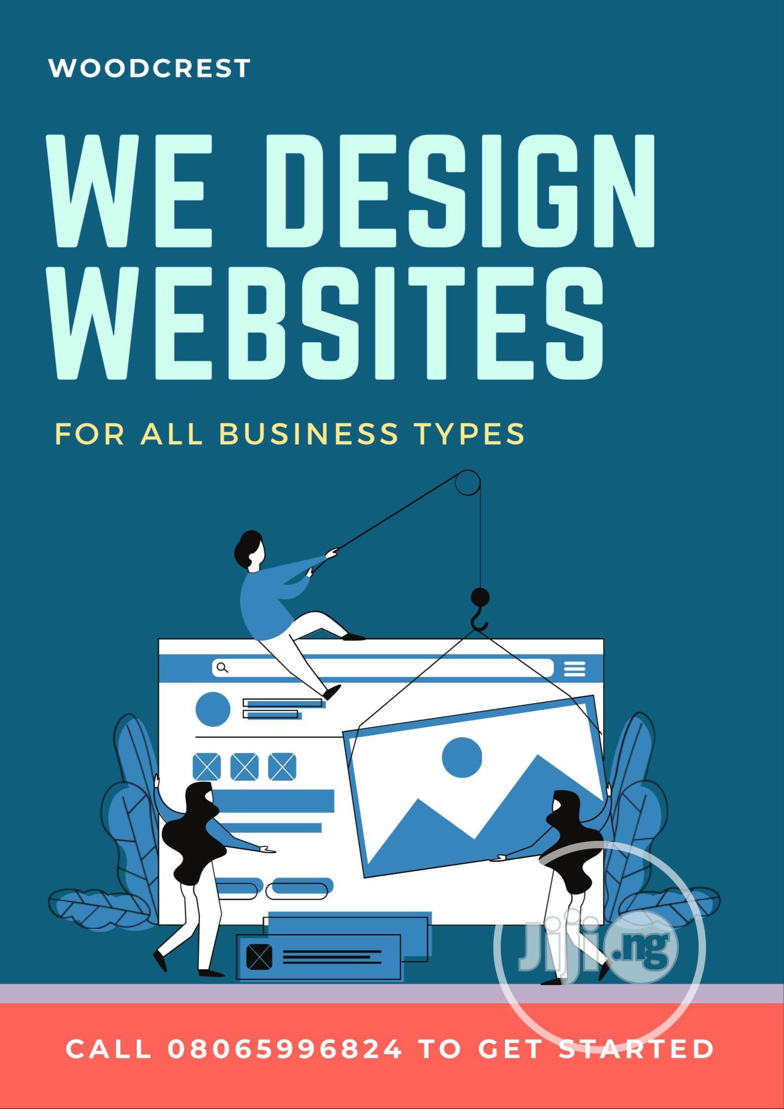 Quality Web Design And Development For All Business Types And Services