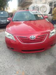 Toyota Camry 2008 2.4 XLE Red | Cars for sale in Lagos State, Amuwo-Odofin