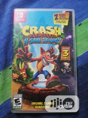 Crash Bandicoot | Video Games for sale in Lagos State, Ikeja