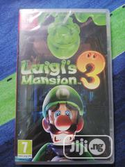 Mario Luigi Mansion3 | Video Games for sale in Lagos State, Ikeja