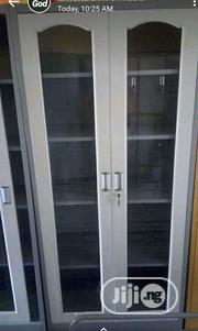 Brand New Imported Double Doors Glass Metal Book Shelve | Doors for sale in Lagos State, Yaba
