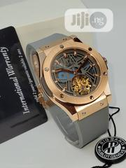Hublot Rubber Strap | Watches for sale in Lagos State, Lagos Island