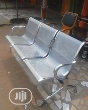 Brand New Imported 3.Seaters Metal Airport Chair.   Furniture for sale in Lagos State, Yaba