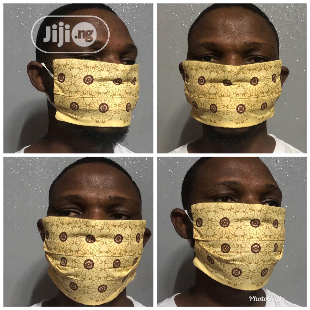 Designer Nose/Face Mask