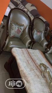 Royal Leather Sofa | Furniture for sale in Lagos State, Alimosho