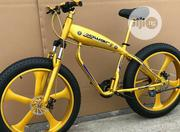 Adult AROY WEEL Bicycle Gold | Sports Equipment for sale in Lagos State, Ikeja
