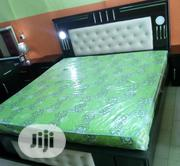 High Grade Bed With Mattress | Furniture for sale in Lagos State, Ojo