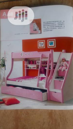 Children Double Decker Bed   Children's Furniture for sale in Lagos State, Victoria Island