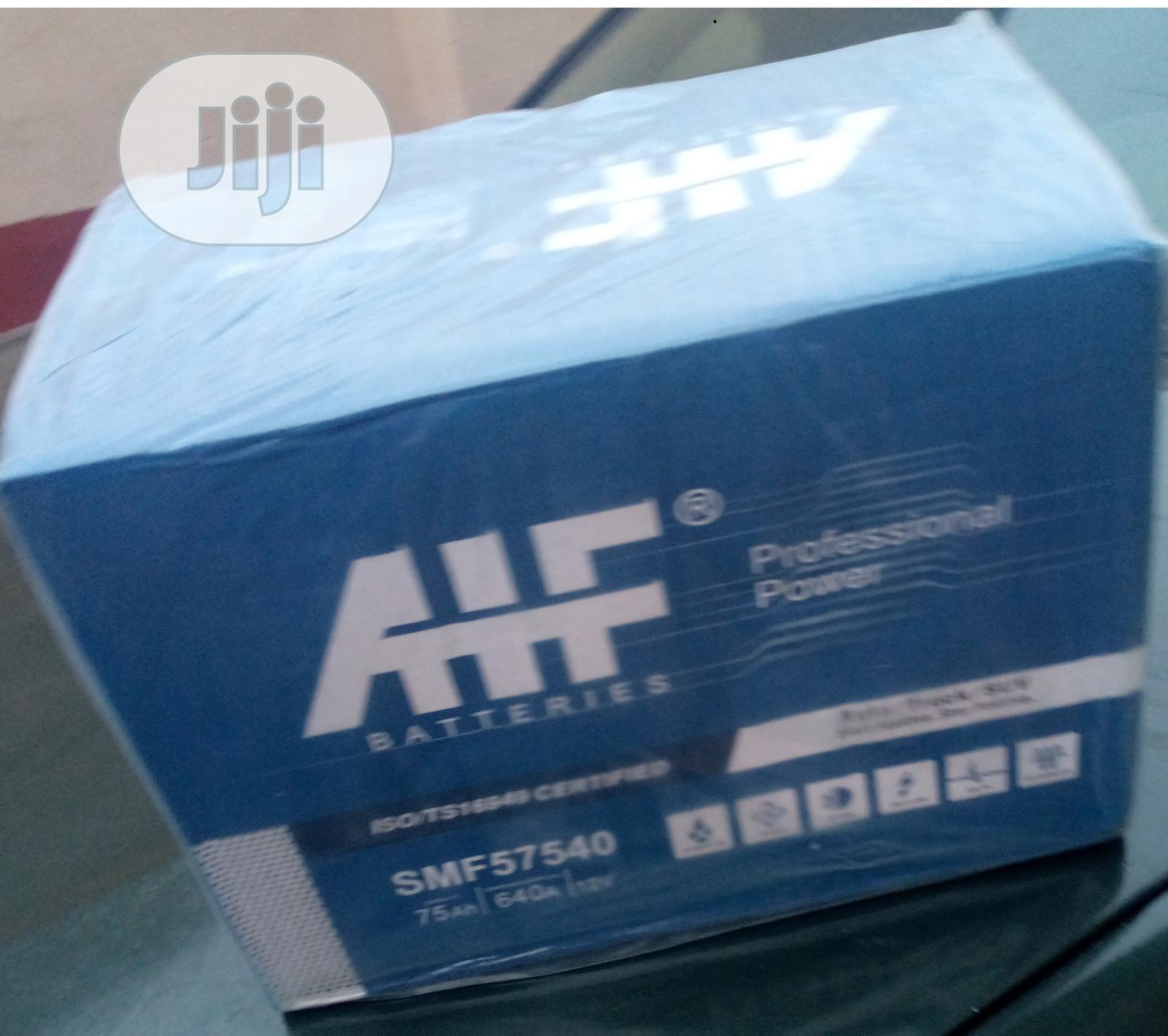 Very Solid And Durable Ahf Battery 75ah