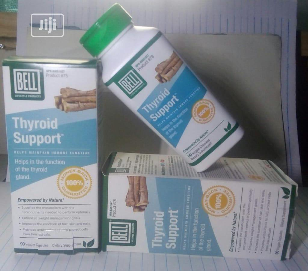Thyroid Support For All Thyroid Problems.