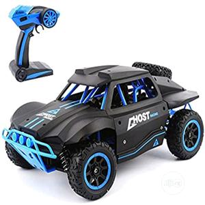 Racing Monster Trucks Short Course Ghost Black & Blue   Toys for sale in Lagos State, Amuwo-Odofin