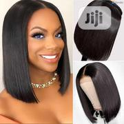 Bulb Wig 100% Human Hair 10 Inches | Hair Beauty for sale in Lagos State, Magodo