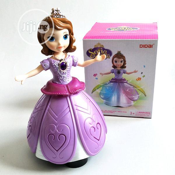 Sofia Dancing Doll