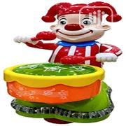 Happy Clown Toy With Music And LED Light For Kids(Multicolor) | Toys for sale in Lagos State, Amuwo-Odofin