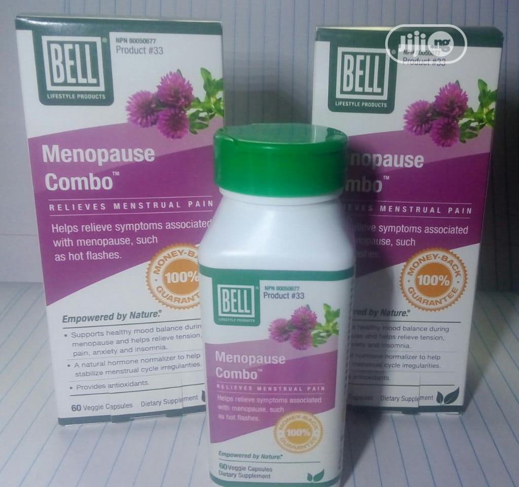 Menopause Combo To Help Relieve Symptoms Associated With Menopause