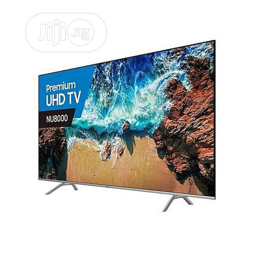 """Samsung 82"""" 4K UHD Smart TV - 82NU8000 Series 8 