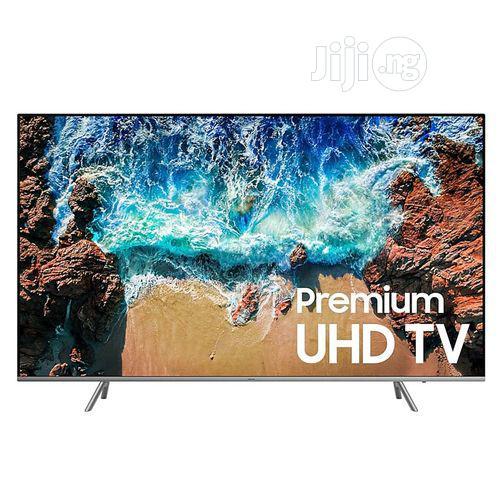 "Samsung 82"" 4K UHD Smart TV - 82NU8000 Series 8"
