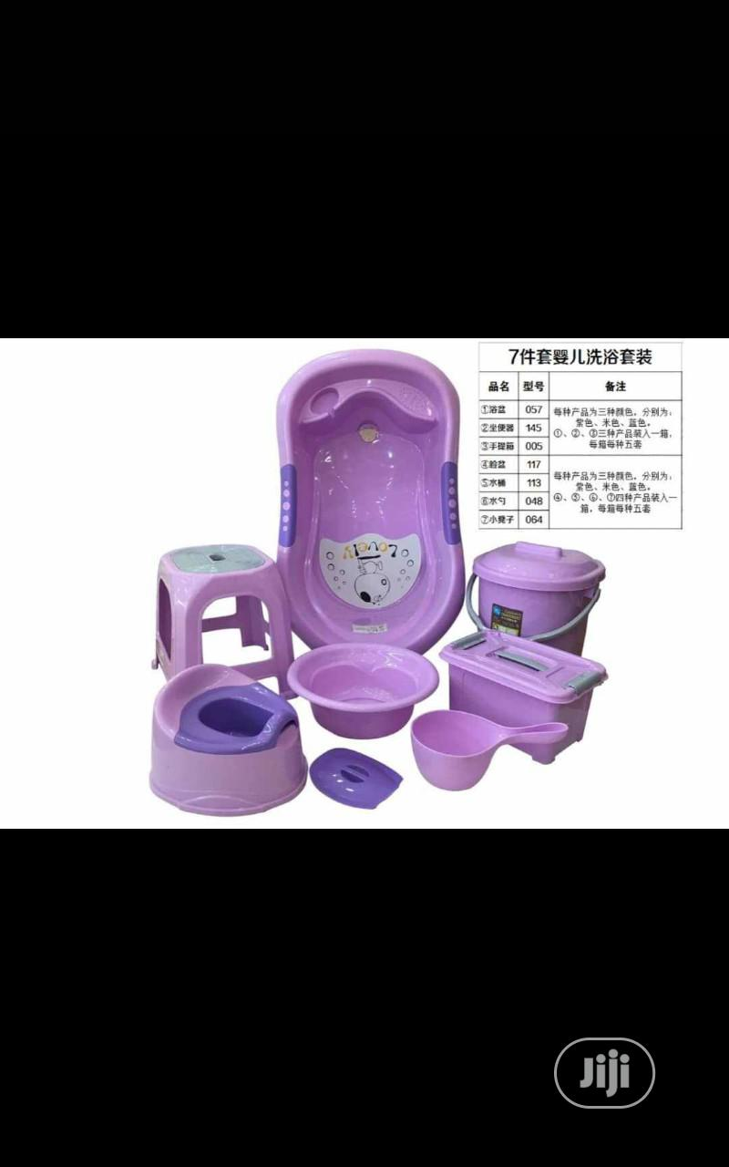Baby Bath Set | Baby & Child Care for sale in Lagos Island, Lagos State, Nigeria