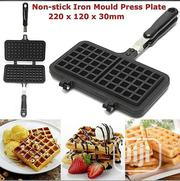 Manual Waffle Maker (Double) | Kitchen Appliances for sale in Lagos State, Lagos Island