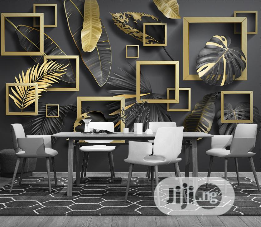 3D / 5D / 8D Photomural AKA Custom Wall Mural / Wallpaper