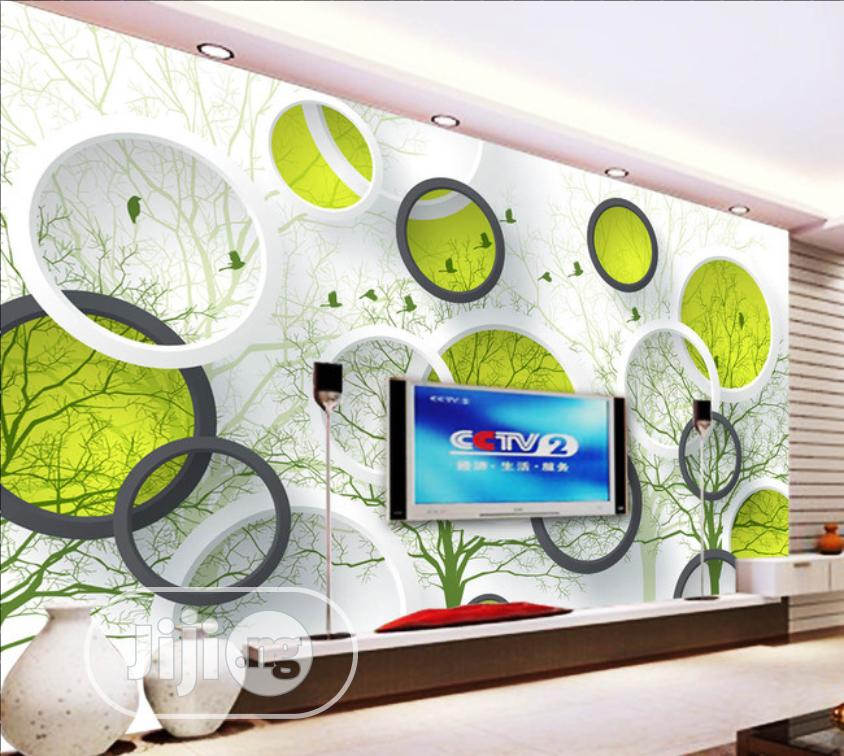 3D / 5D / 8D Photomural AKA Custom Wall Mural / Wallpaper | Home Accessories for sale in Yaba, Lagos State, Nigeria