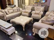 Executive Royal Sofa Chair With Dining Table | Furniture for sale in Lagos State, Ojo