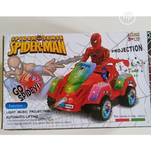 Spider-man Battery Powered Ride-on Car For Kids | Toys for sale in Lagos State, Amuwo-Odofin