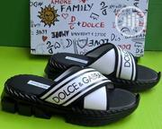 Exclusive Dolce and Gabbana Slippers for Classic Men | Shoes for sale in Lagos State, Lagos Island