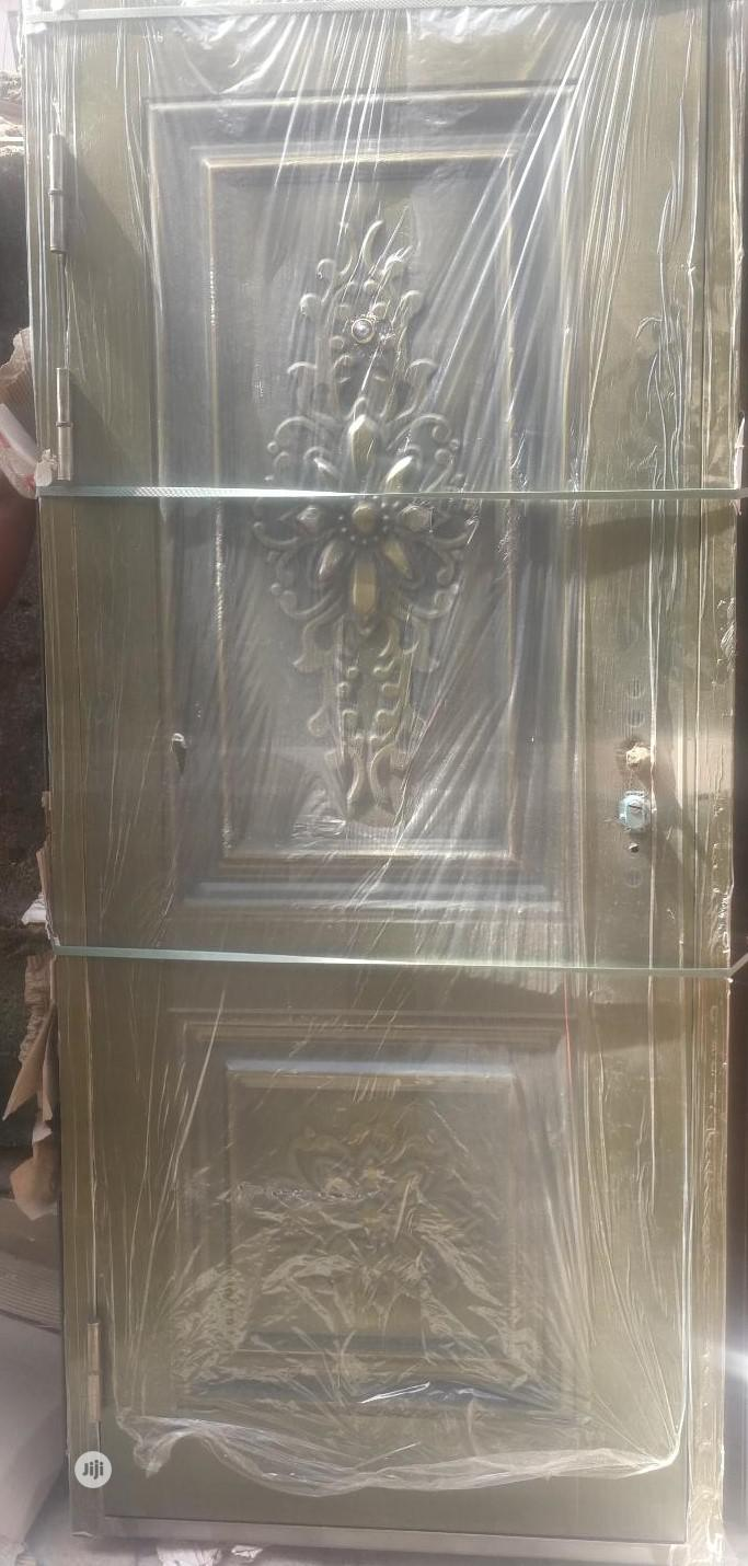 Steel Exit Door   Doors for sale in Central Business Dis, Abuja (FCT) State, Nigeria