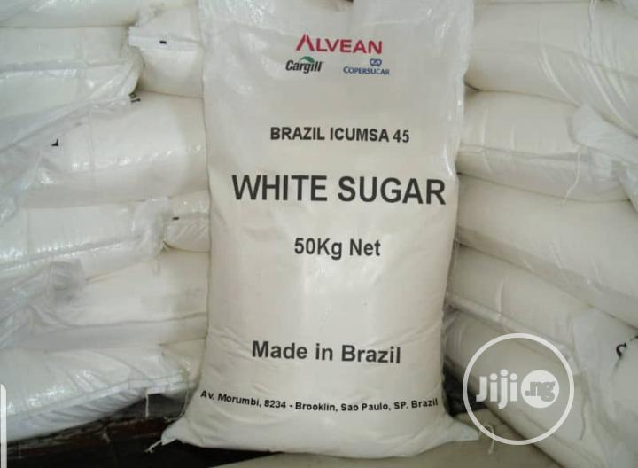 Granulated White Sugar With Icumsa 45 | Meals & Drinks for sale in Ajah, Lagos State, Nigeria