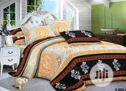 Duvet Bedsheet With 4 Pillows | Home Accessories for sale in Lagos State, Yaba